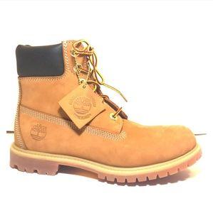7.5 Timberland Women's 6Inch Waterproof Boots